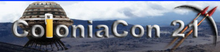 ColoniaCon Logo
